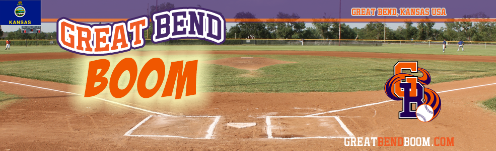 Welcome to Great Bend Boom Professional Baseball Team! 61d99fd62f4